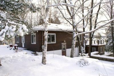 chalet locations de vacances Nominingue,Quebec,CA